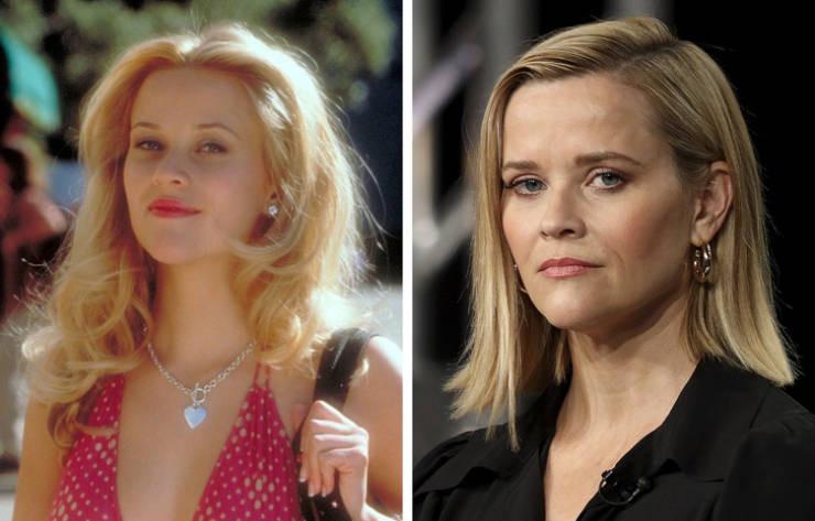 Актёры фильма «Блондинка в законе» тогда и сейчас