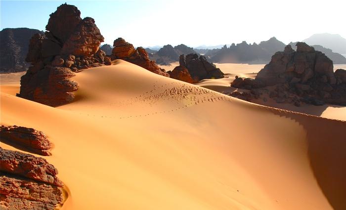 Как изменилась Сахара за последние несколько тысяч лет