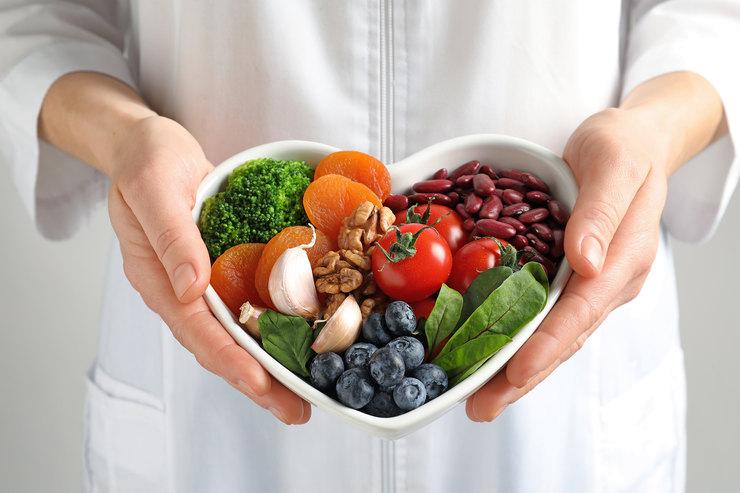 Продукты, которые полезны для здоровья сердца