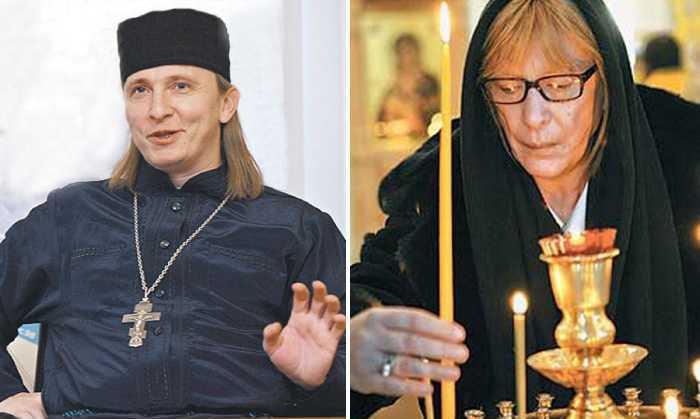 Религия в жизни российских знаменитостей