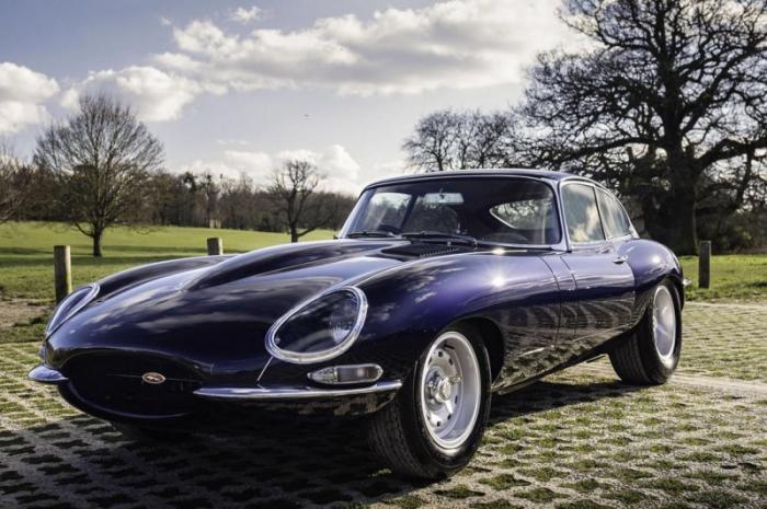 Рестомод WM Sport GT — Jaguar E-Type получил 400 лошадей