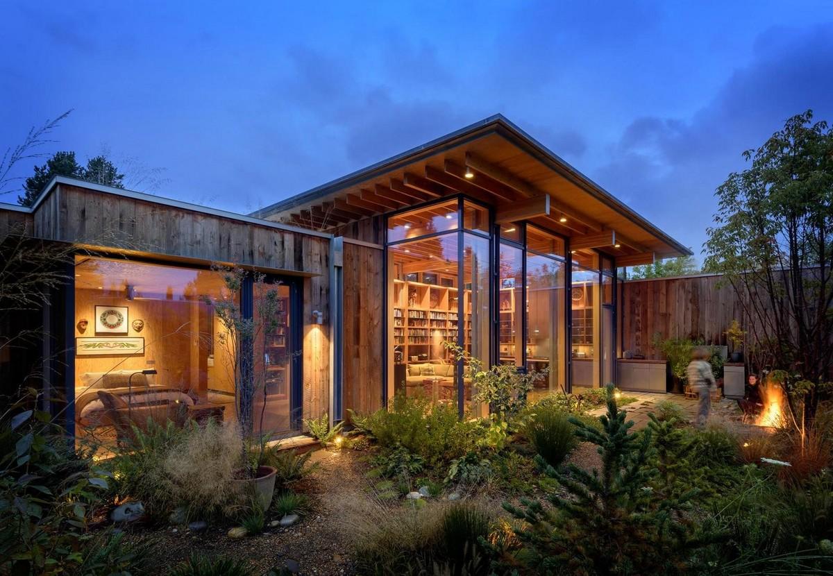 Резиденция специалиста по охране природы в Сиэтле