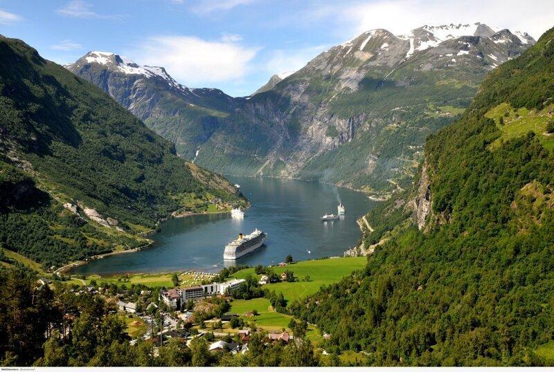 Удивительные факты о Норвегии