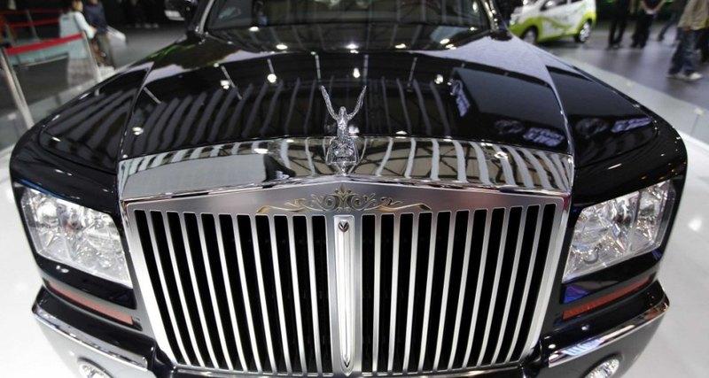 Выдающиеся образцы автомобильного плагиата из Китая