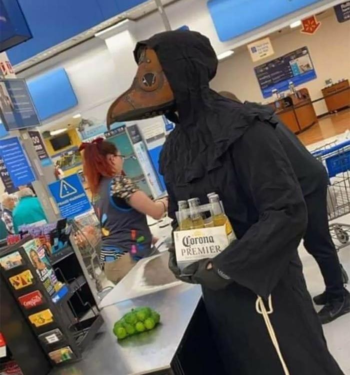 Забавные маски и способы защитить себя от коронавируса