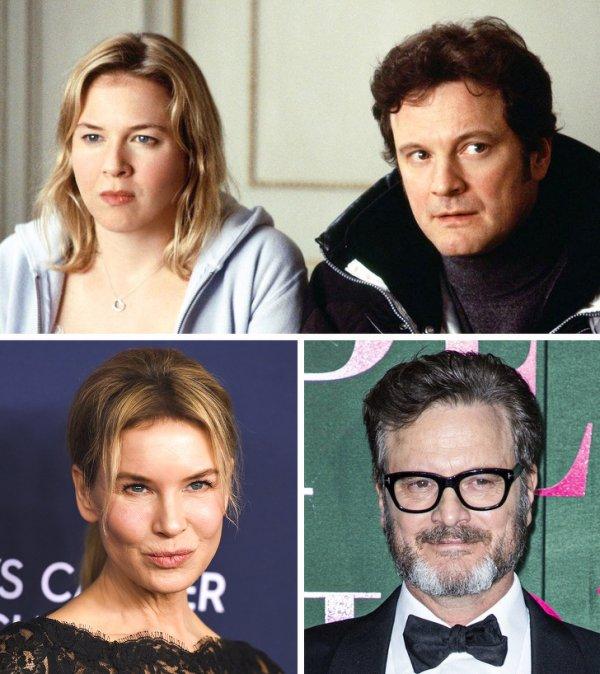 Знаменитые пары из фильмов и сериалов тогда и сейчас