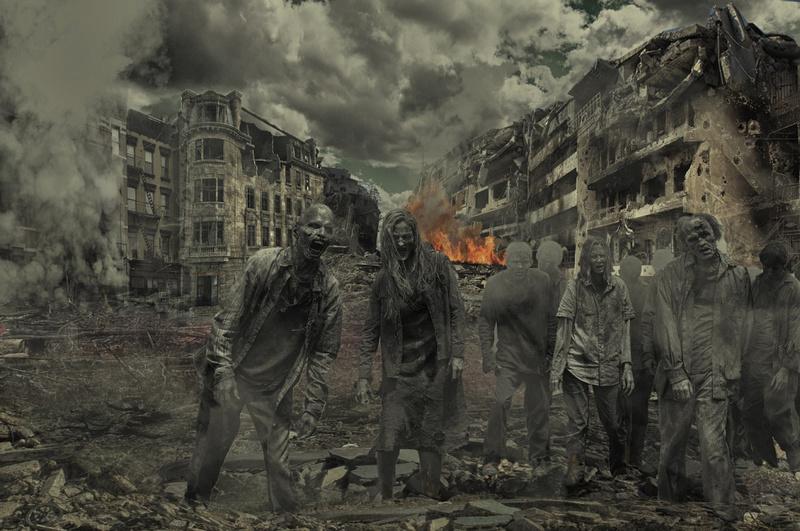 10 причин, по которым зомби-апокалипсис может состояться