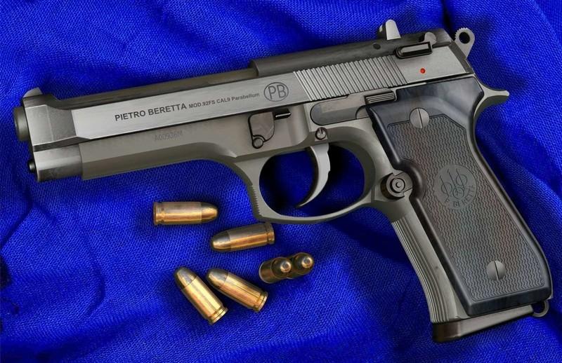 10 самых лучших пистолетов в мире