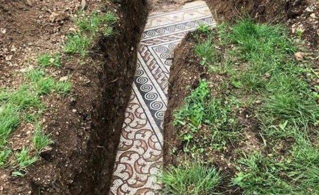 Археологи из Италии случайно обнаружили остатки древней виллы
