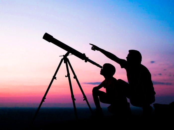 Как далеко можно посмотреть в телескоп