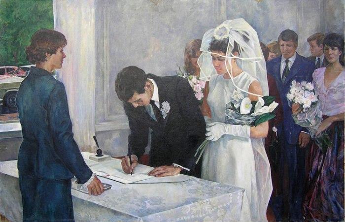 Как государство помогало советским молодоженам
