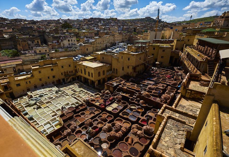 Красота Марокко от румынского фотографа Аурела Пэдурару