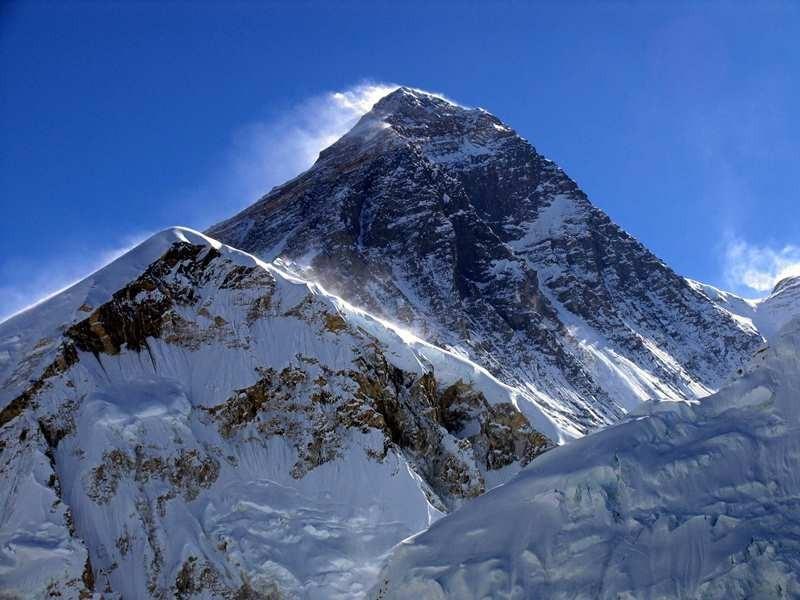 Малоизвестные факты про гору Эверест