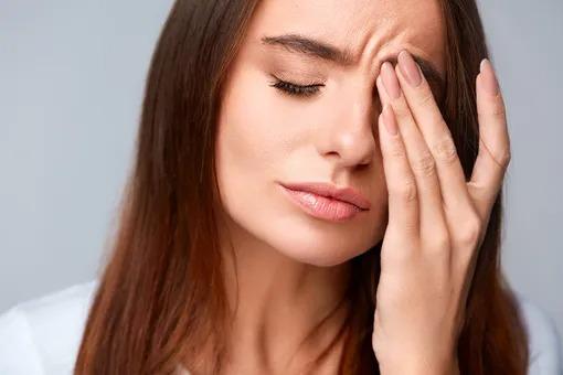 Начальные симптомы аневризмы мозга