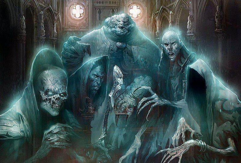 Преступления, которые якобы совершили призраки