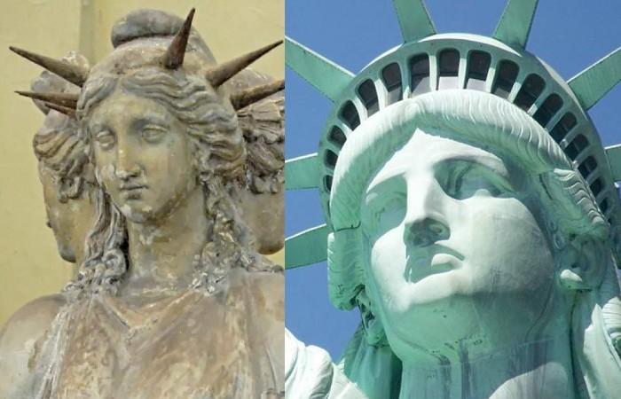 Секреты Статуи Свободы — главного символа США