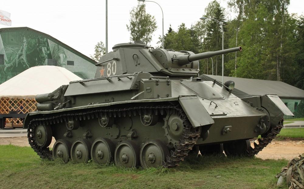 Советские танки, про которые не многие знают