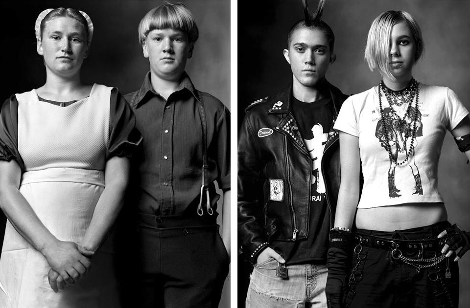 «Созданные равными» люди в фотопроекте Марка Лайты