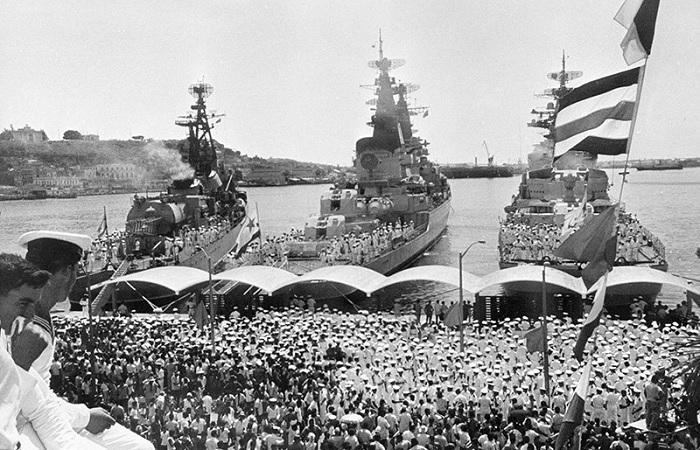 Зачем Советский Союз создавал военные базы по всему миру после Второй мировой