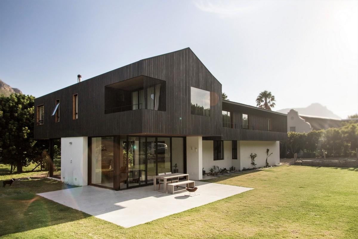 Загородный семейный дом в Южной Африке