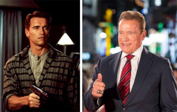 Актеры культового фильма «Вспомнить все» спустя 30 лет