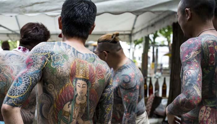 Чем занимаются сегодня легендарные японские гангстеры якудза