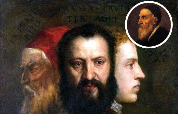 Что скрыто в символах картины «Аллегории благоразумия» Тициана