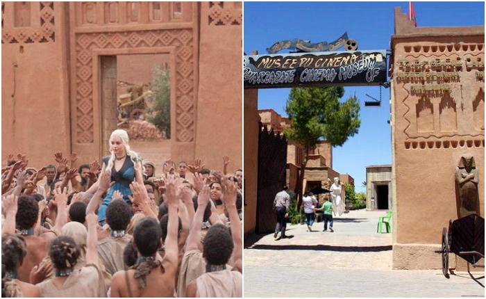Где находится популярный у киностудий «африканский Голливуд»
