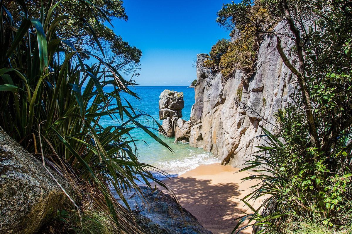 Интересные пляжи мира, на которых хотелось бы оказаться прямо сейчас