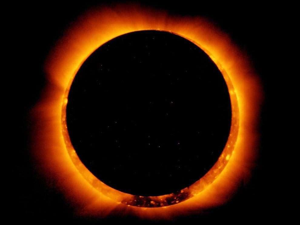 «Кольцо огня» — солнечное затмение 21 июня 2020