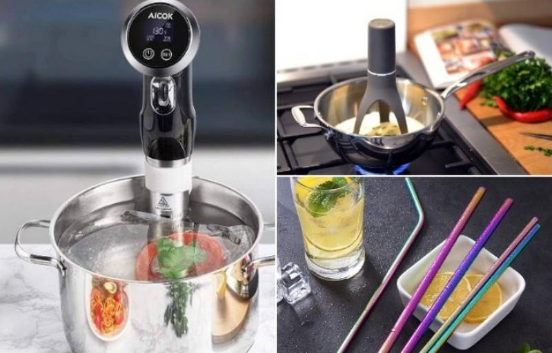 Кухонные гаджеты, которые превратят готовку в увлекательное занятие