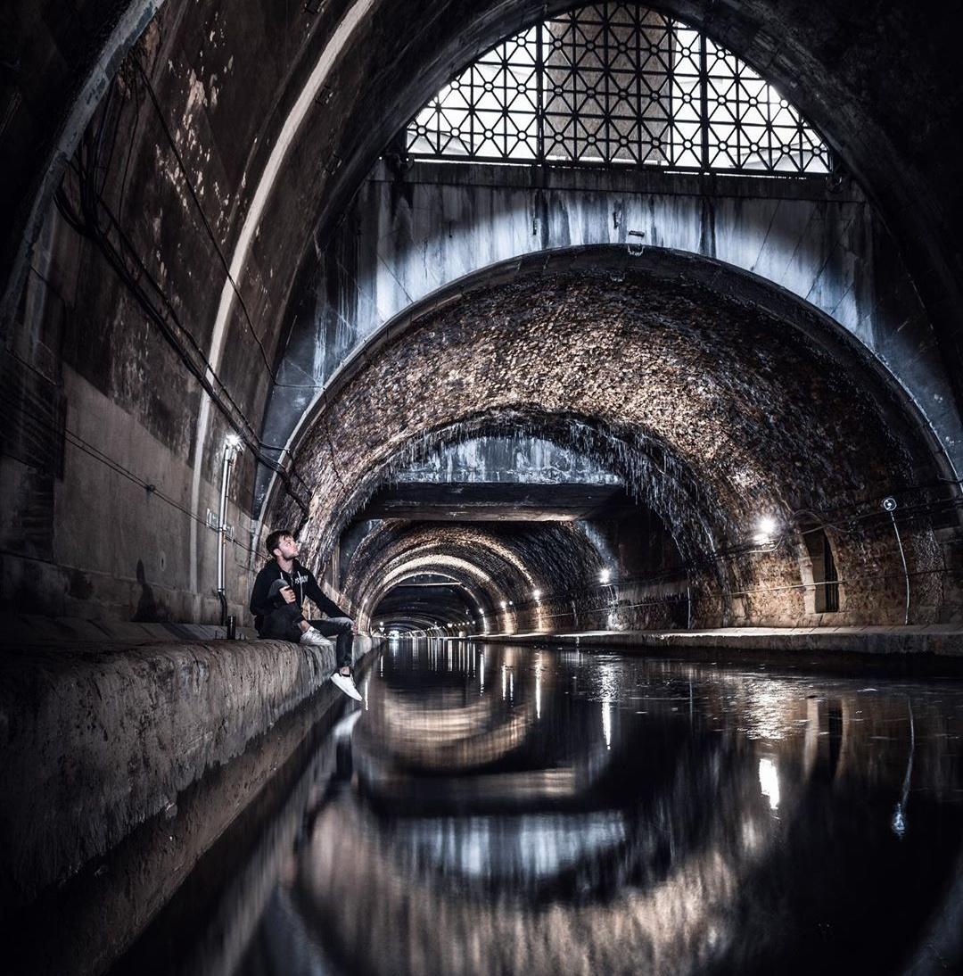 Мрачные стороны городов на снимках Йеруна ван Дама