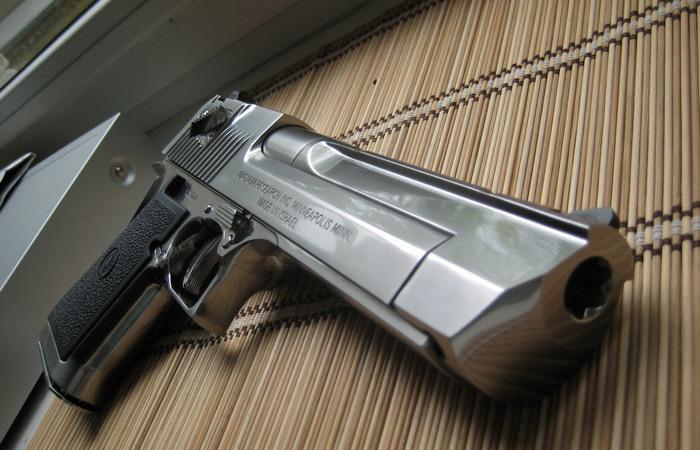 Пистолеты, которые способны пробить бронежилет
