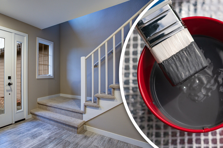 Подходящие цвета стен для разных комнат в доме
