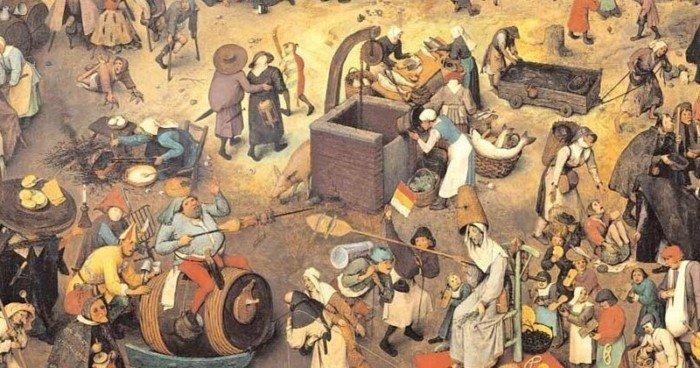 Развлечения и способы культурного отдыха в Средневековье