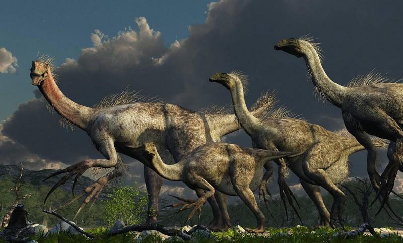 Самые страшные и опасные из динозавров