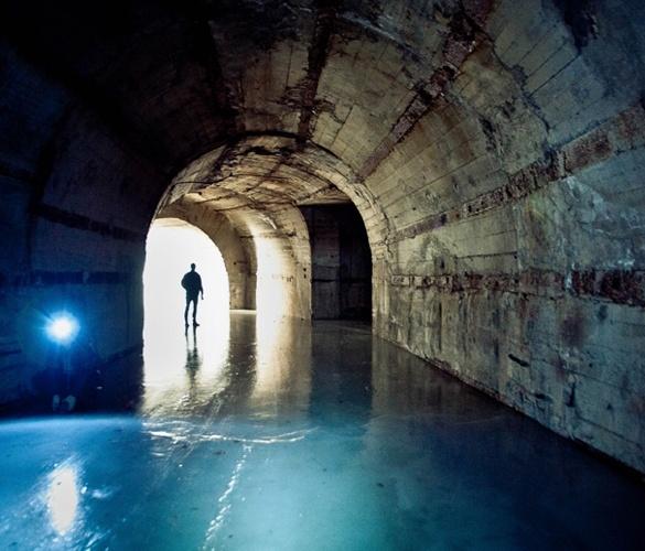 Секретное убежище атомных подлодок в Павловском