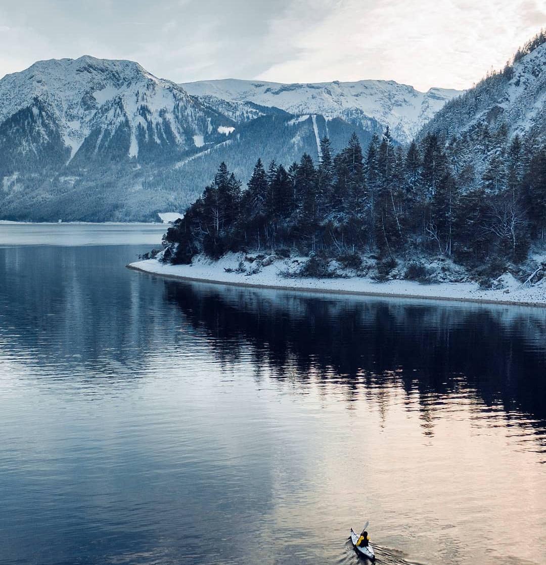 Удивительные горные пейзажи из путешествий Тома Клокера