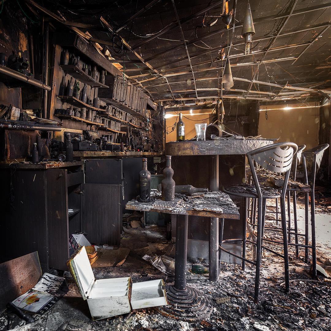 Впечатляющие снимки заброшенных мест от Маркуса Экке Ви Канте