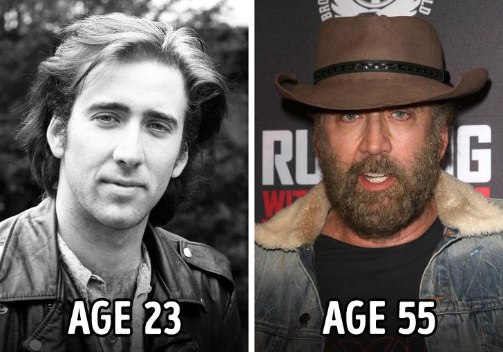Знаменитости, которые сильно изменились за эти годы