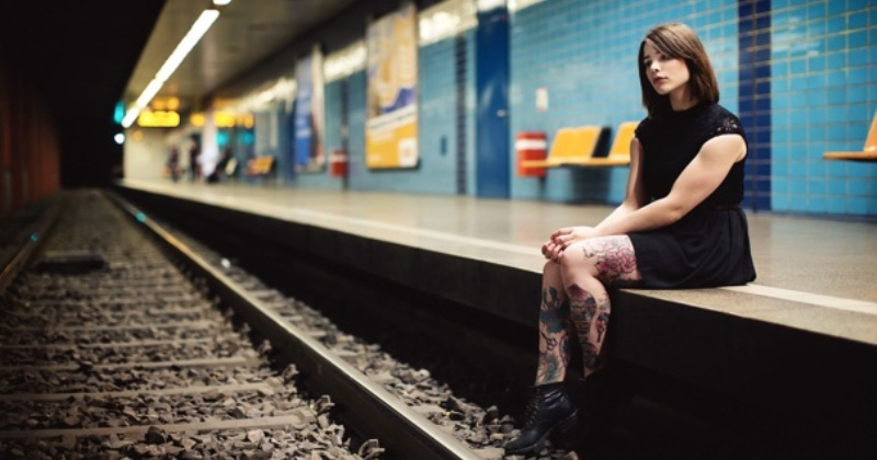 Чем таким специфическим пахнет на станциях метрополитена