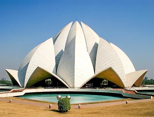 Фантастические здания, которые словно из параллельной вселенной