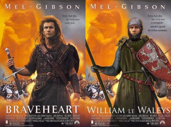 Как бы выглядели персонажи фильмов, если бы соблюдалась историческая достоверность