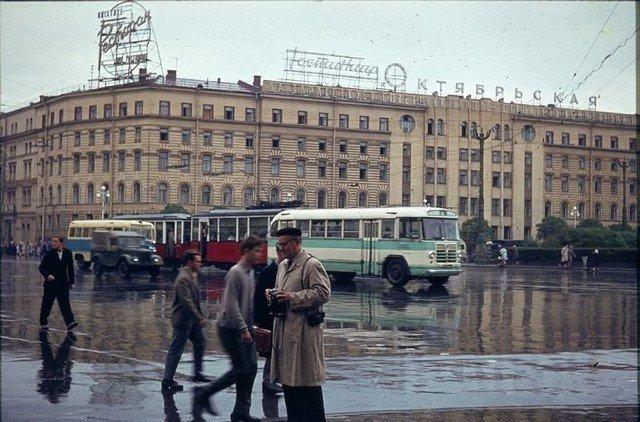 Красивые исторические снимки Ленинграда