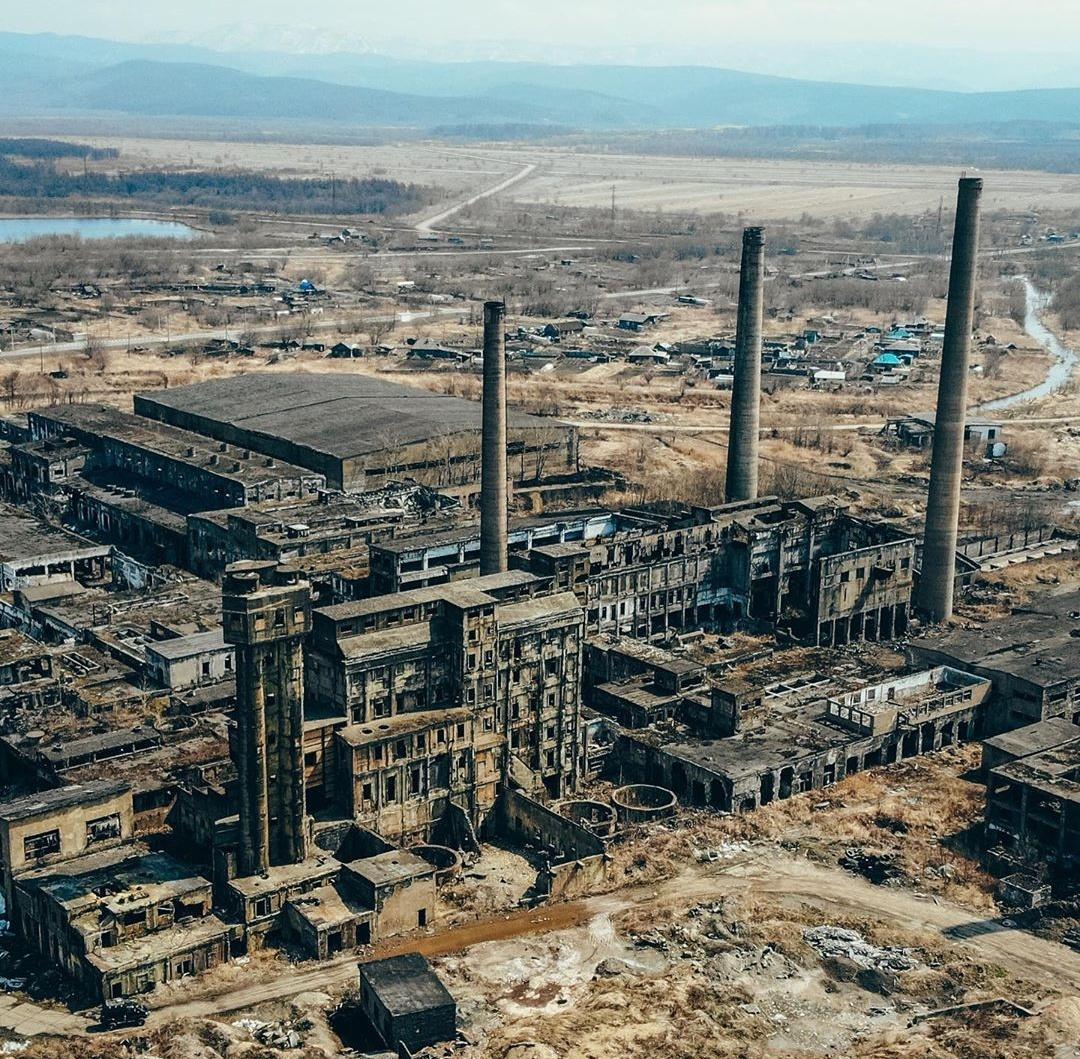 Необычные и заброшенные места России в фотопроекте «Kosmaj Project»
