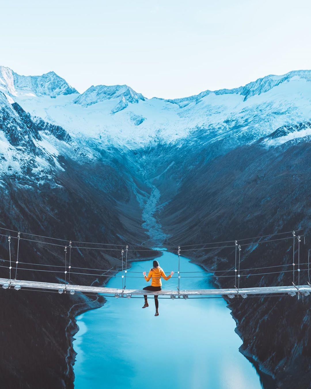 Природа и путешествия на красивых снимках Кармен Хутер
