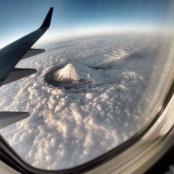 Удивительный взгляд на нашу прекрасную планету