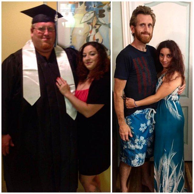 Зак Мур — толстяк, который сбросил 150 кг и начал новую жизнь
