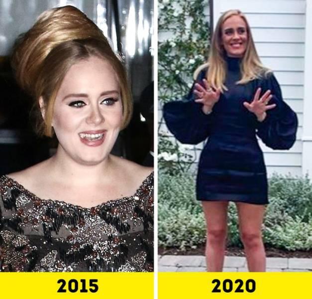 Западные знаменитости, которые сильно изменились за последние 5 лет