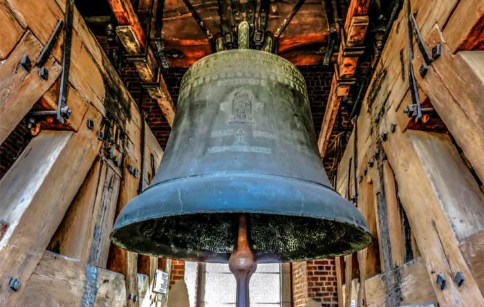 5 самых удивительных колоколов-гигантов из разных стран мира